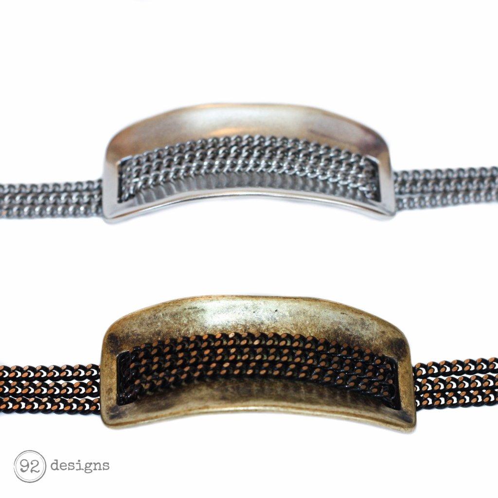 Chain Cuff Bracelets