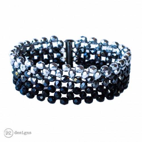 Ombre Beaded Bracelet