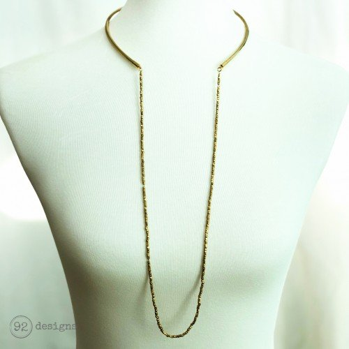 Drape Necklace