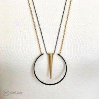 Ravine Necklace - Close